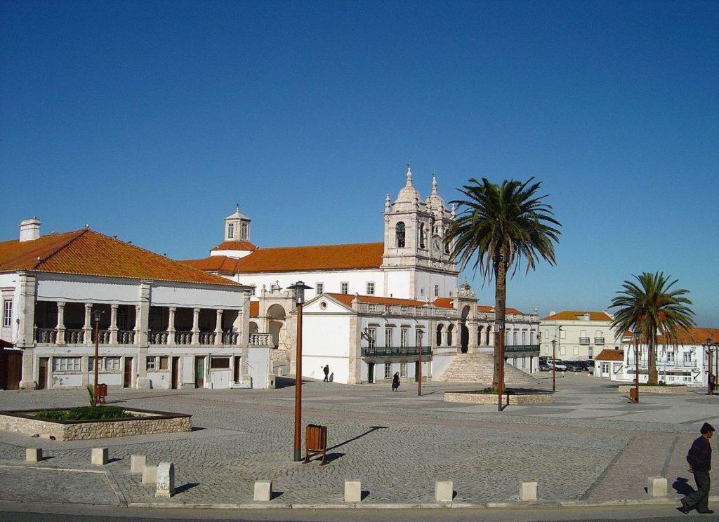 Район Ситиу в Назаре