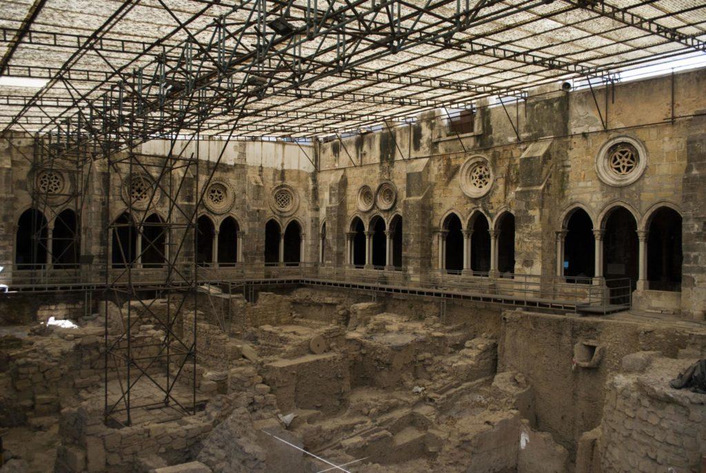 Реставрация Лиссабонского собора