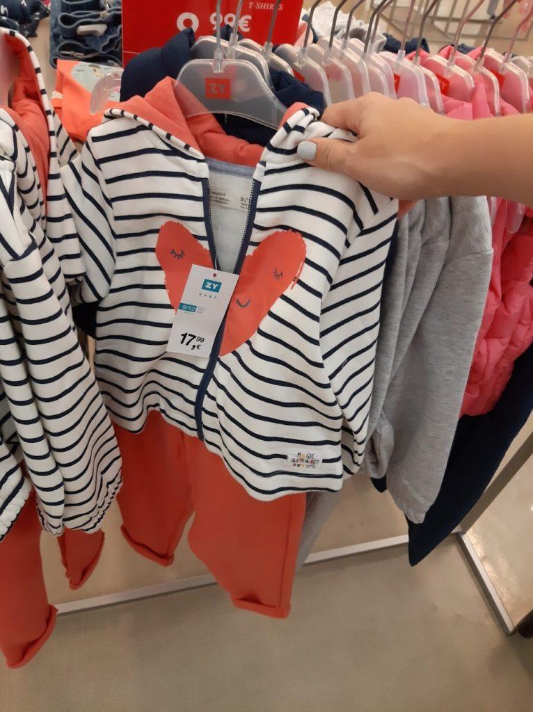 Детская одежда Zippy
