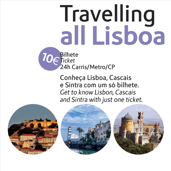 """CP Urban Services """"Travelling all Lisboa"""""""