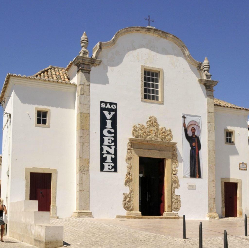 Церковь Сан Себастьяна