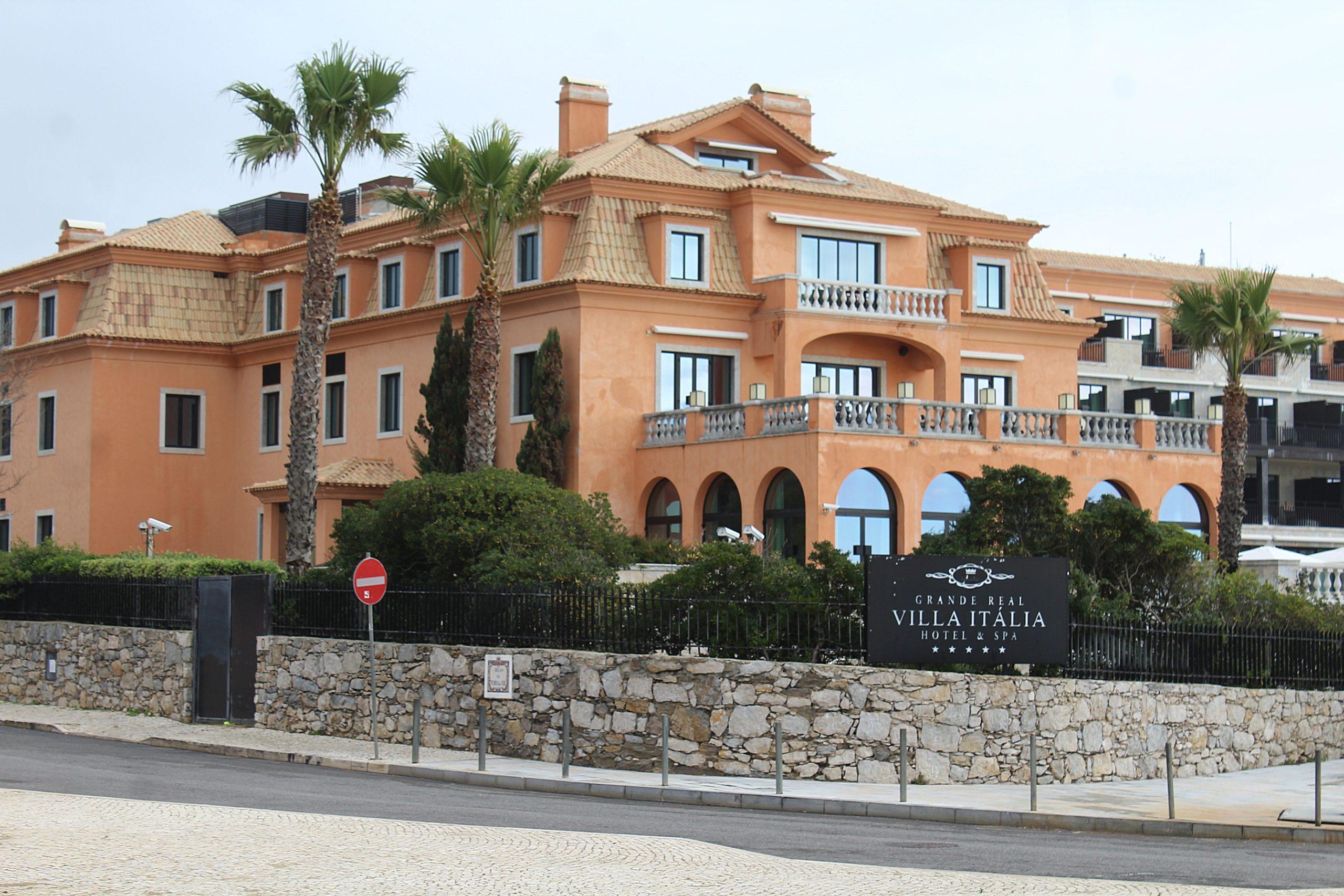 Real Villa Italia Hotel