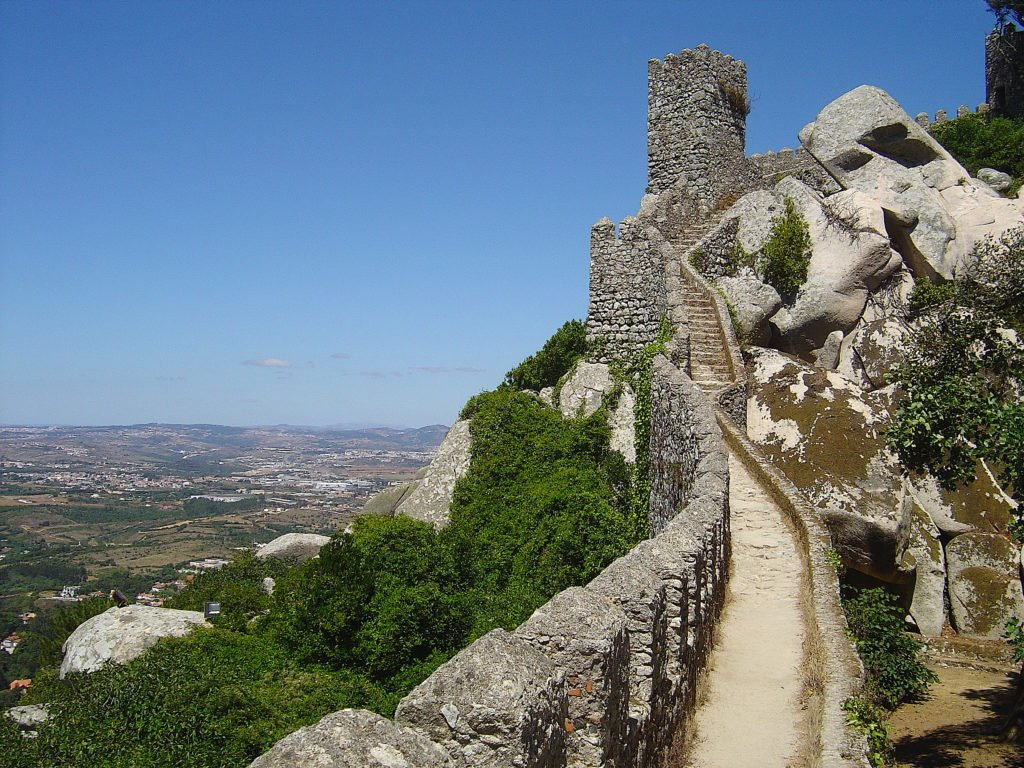 замок мавров синтра