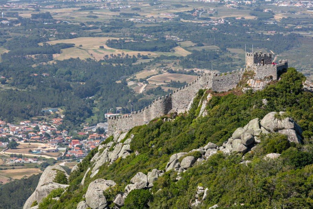 укрепления замка