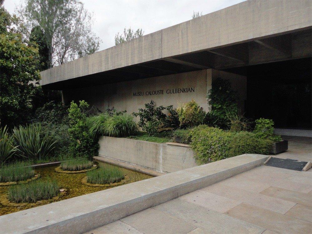 музей гульбенкяна в лиссабоне