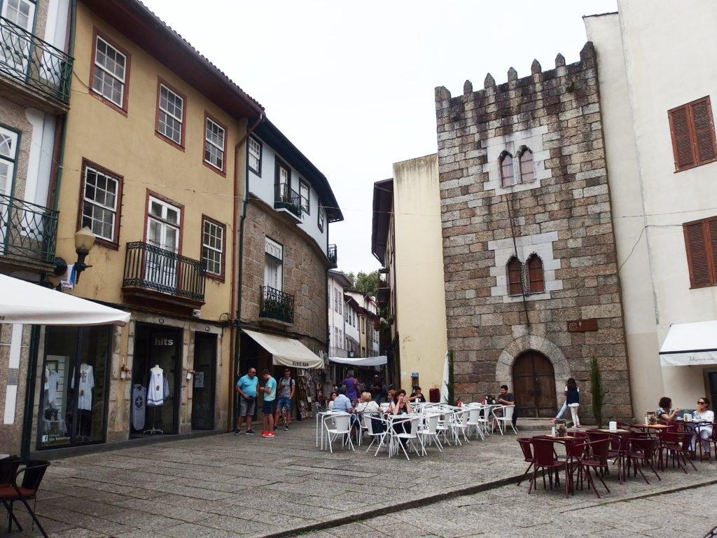 гимарайнш португалия