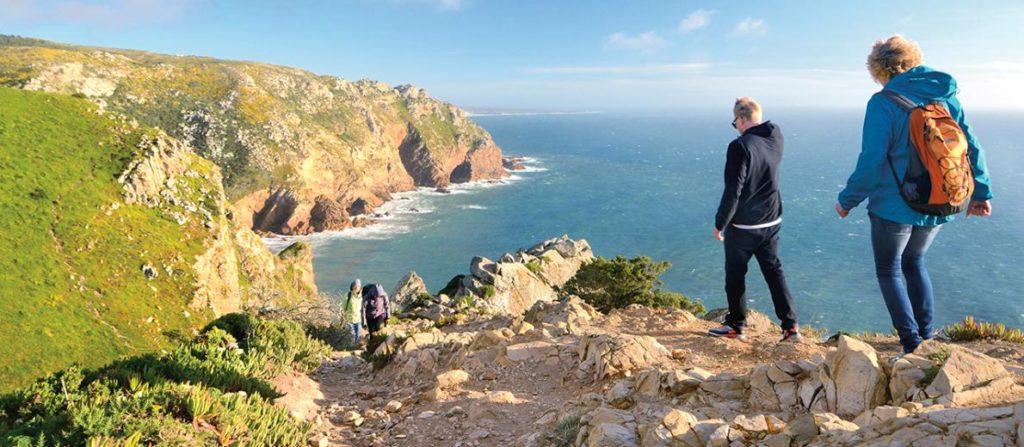 прогулка до Cabo da Roca