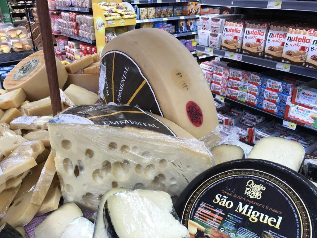 Португальский сыр что привезти