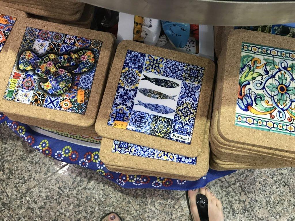 Сувениры с азулежу