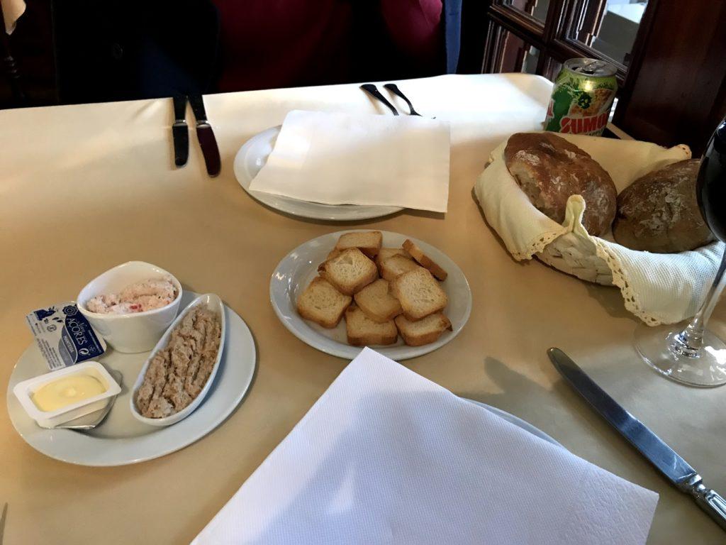 Португальская кухня в АЛгарве