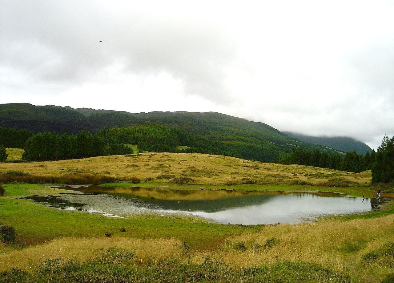 Озеро Негра