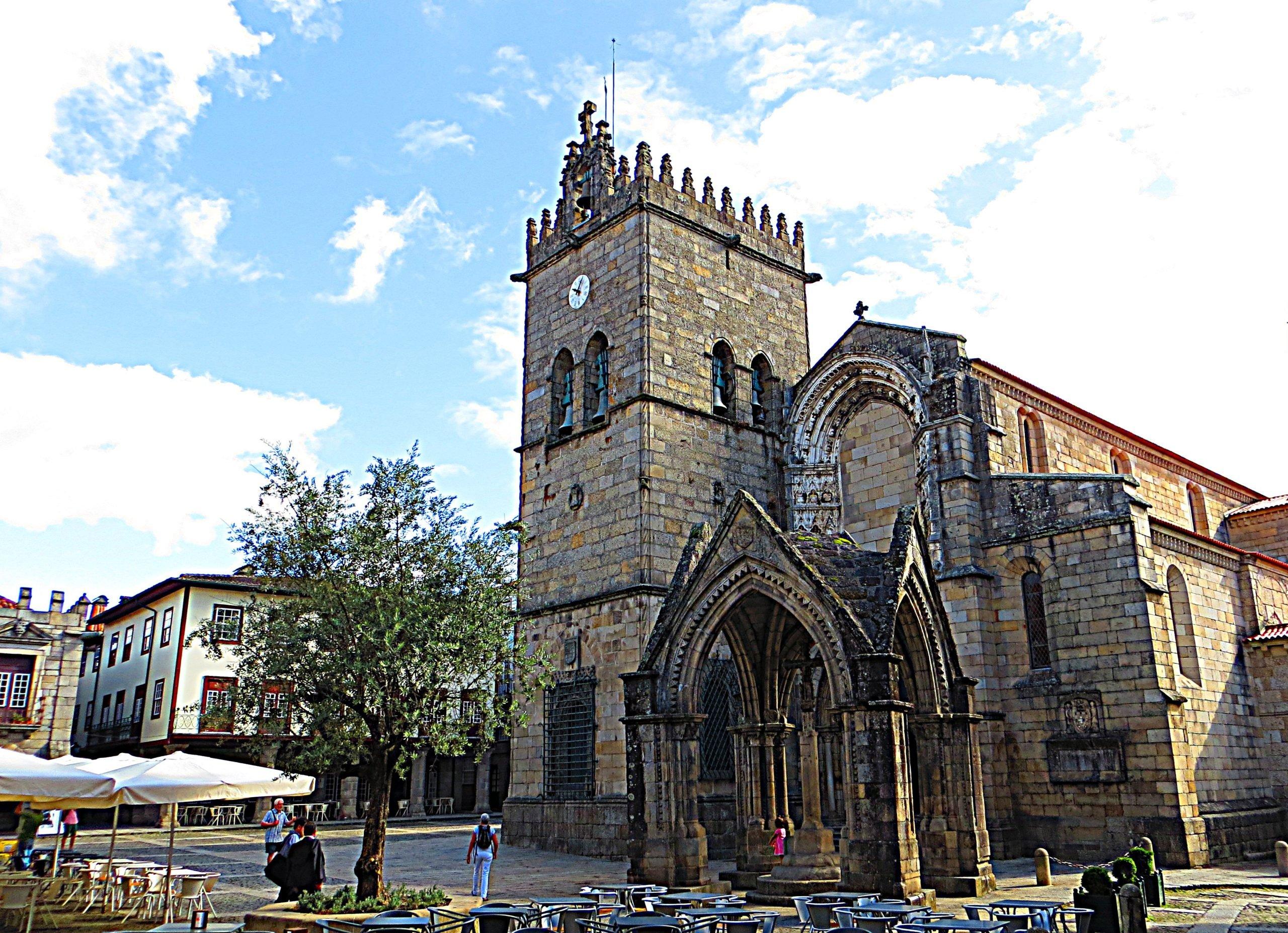 Церковь Оливьера