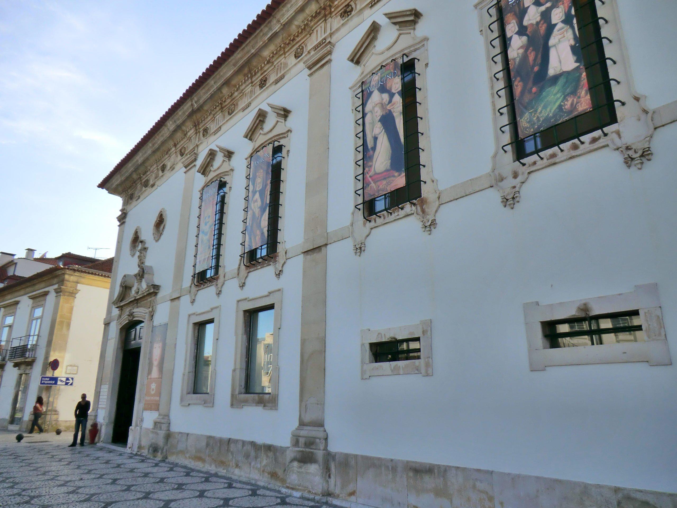 Монастырь иисуса и музей жоана