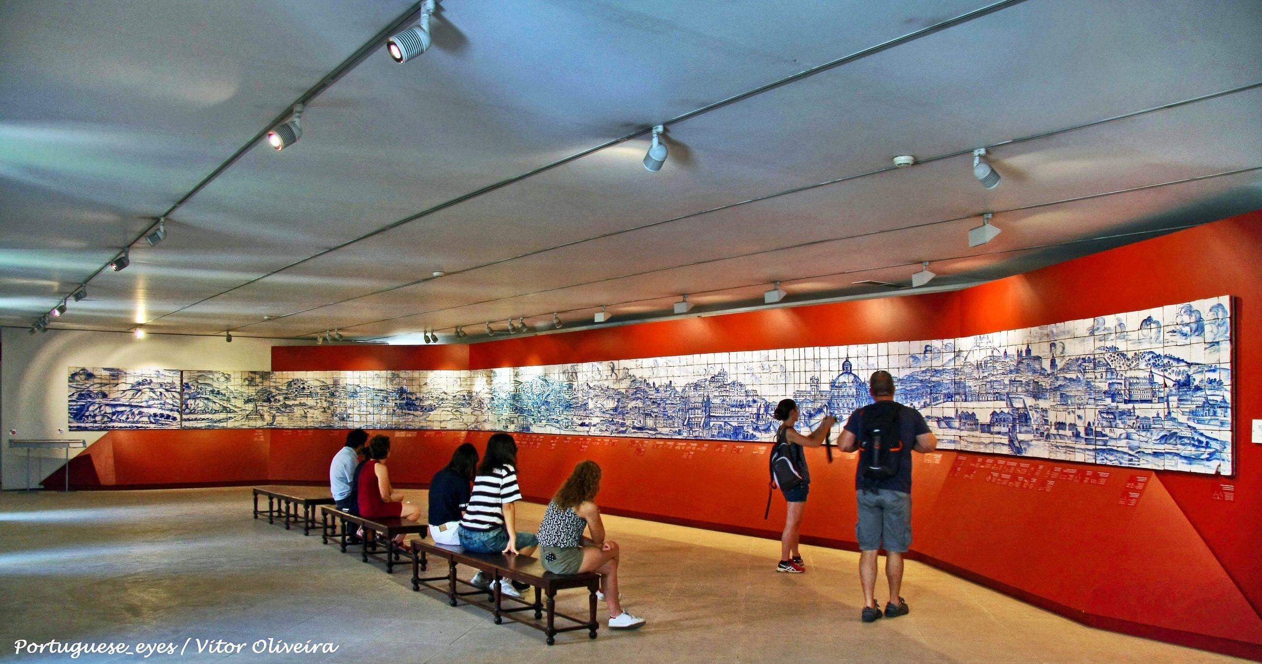 как выглядел Лиссабон до землетрясения