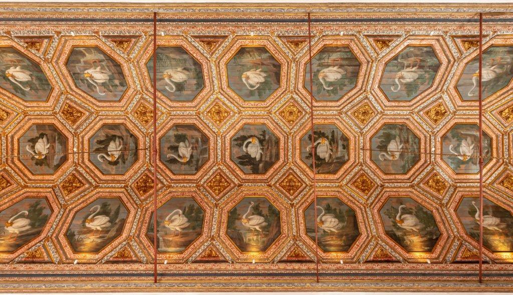 Лебединый зал Синтрского дворца