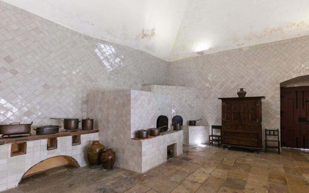 Кухня Синтрского дворца