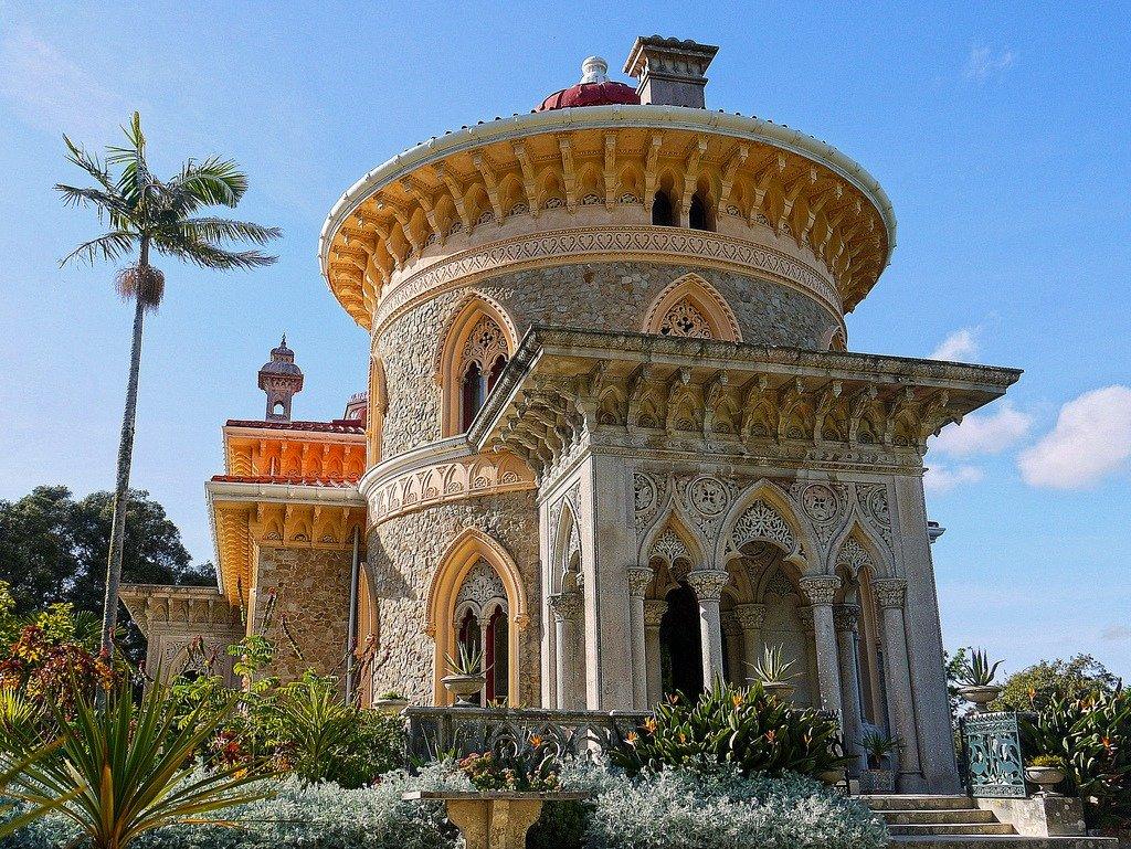 дворец монсеррат синтра