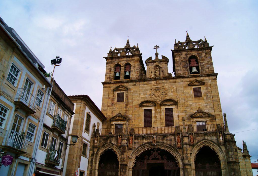 Кафедральный Собор Санта Мария де Брага