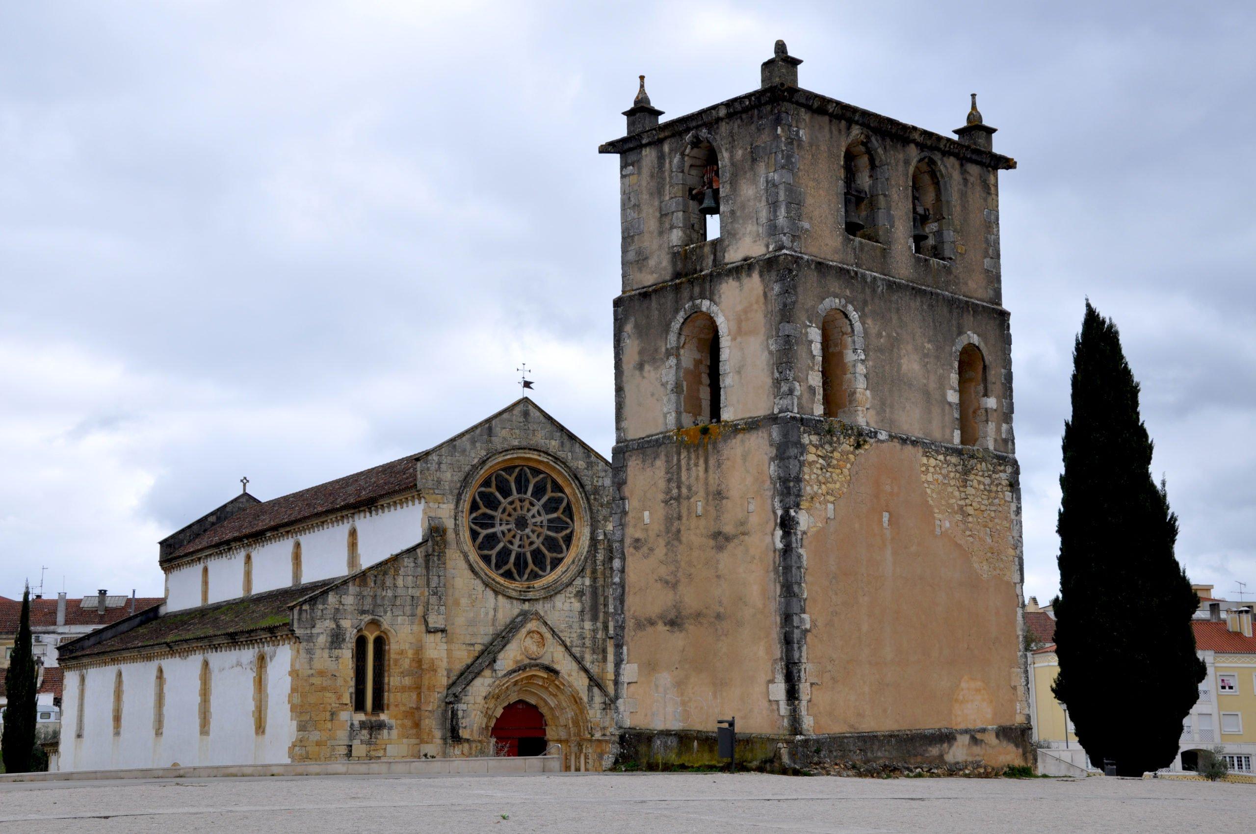 Церковь марии и оливьеры