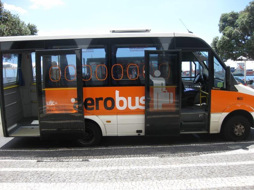 Автобус из аэропорта сан мигель