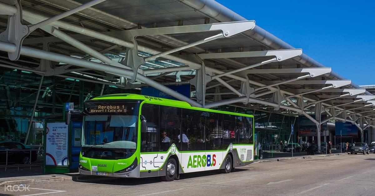 Аэробус из аэропорта Портела