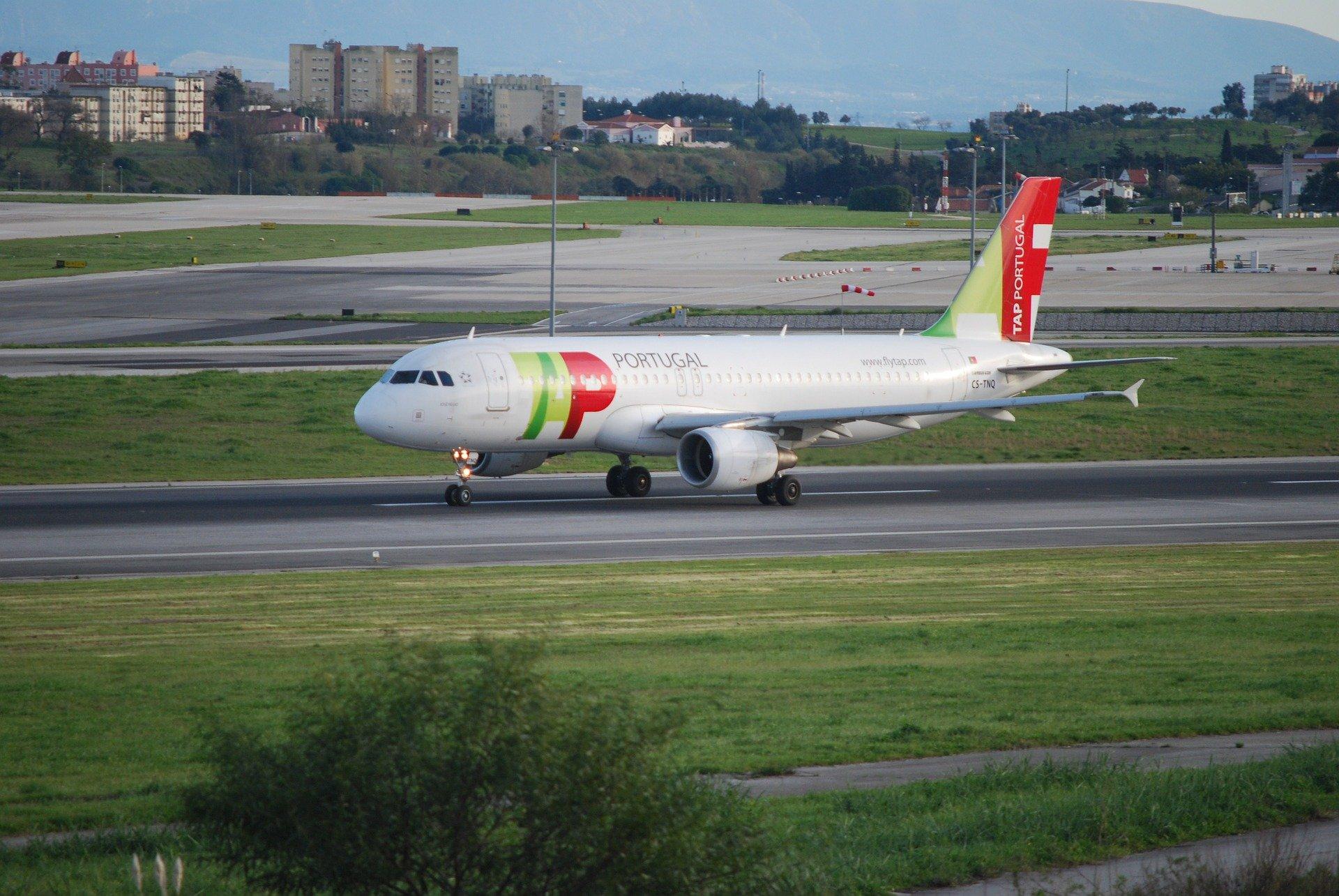 аэропорт Лиссабона
