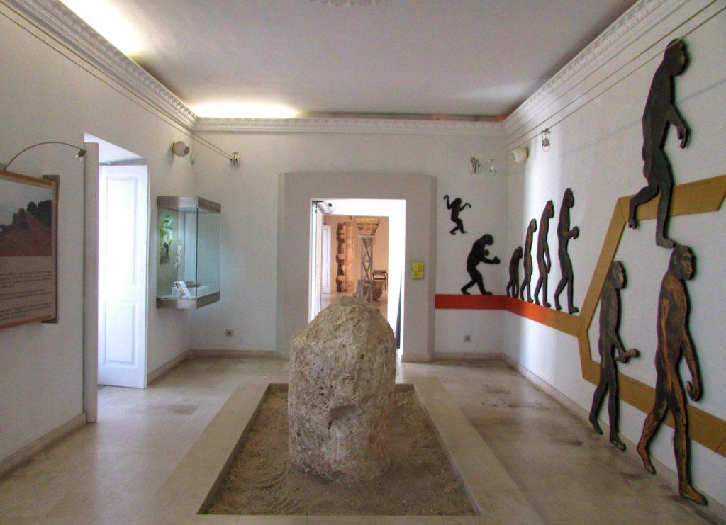 Археологический музей в Албуфейре