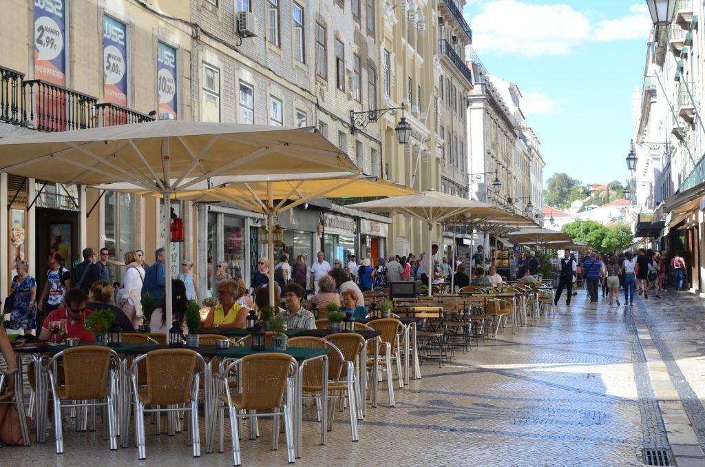 Улица Аугушта