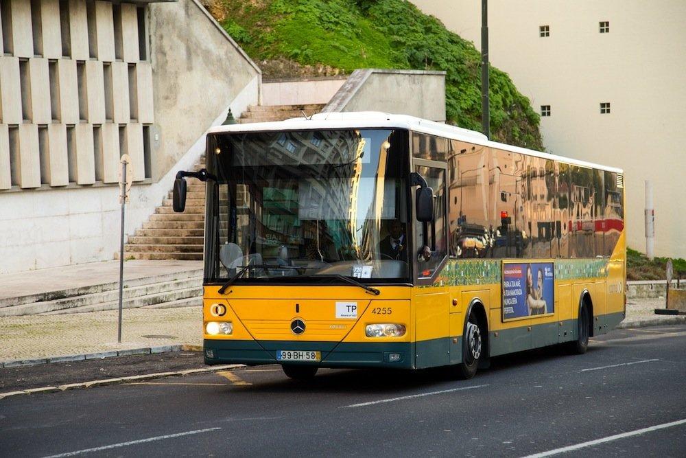 Автобусы Лиссабона