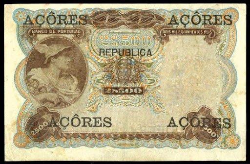 валюта азорских островов