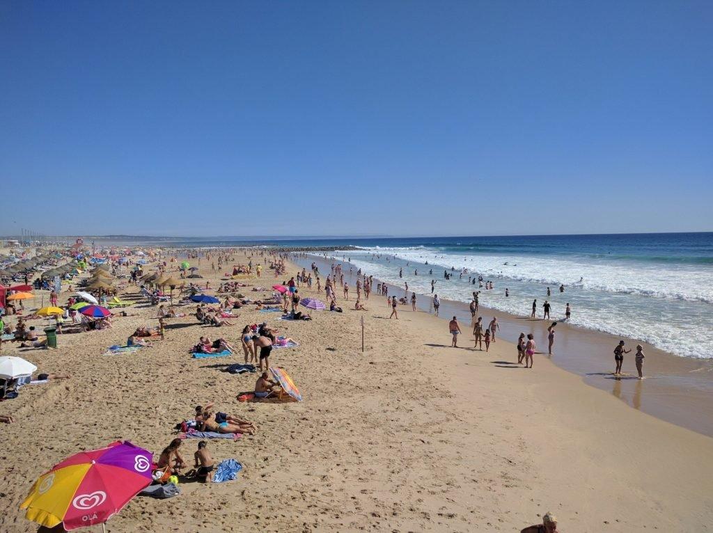 Пляжи кошта да капарика