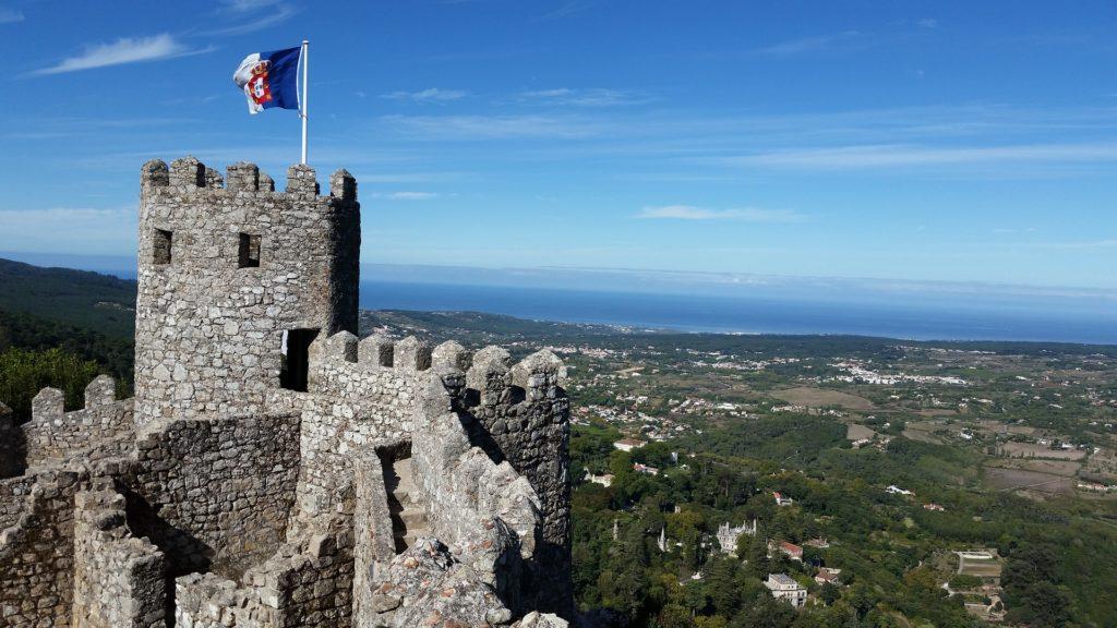 Замок построенный Маврами