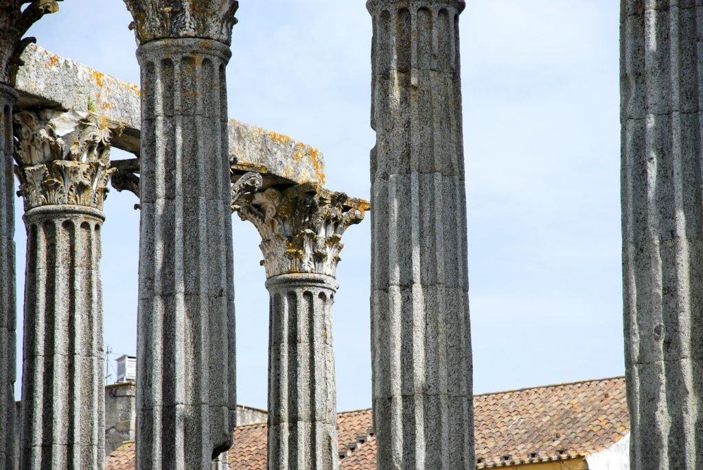 Эвора в древнем мире