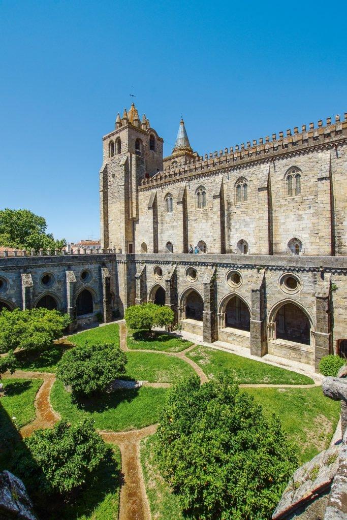 Кафедральный собор Эворы