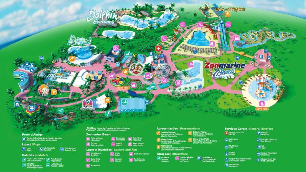 парк развлечений в Алгарве