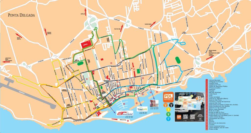 автобусные маршруты