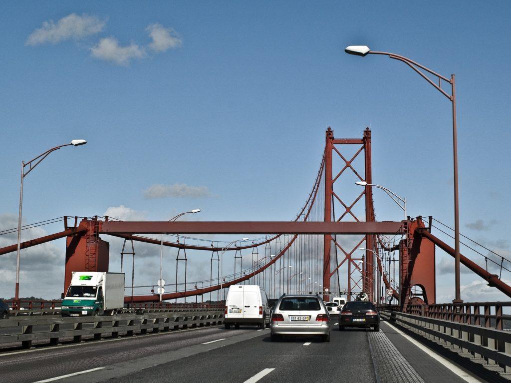 конструкция моста в диссабоне
