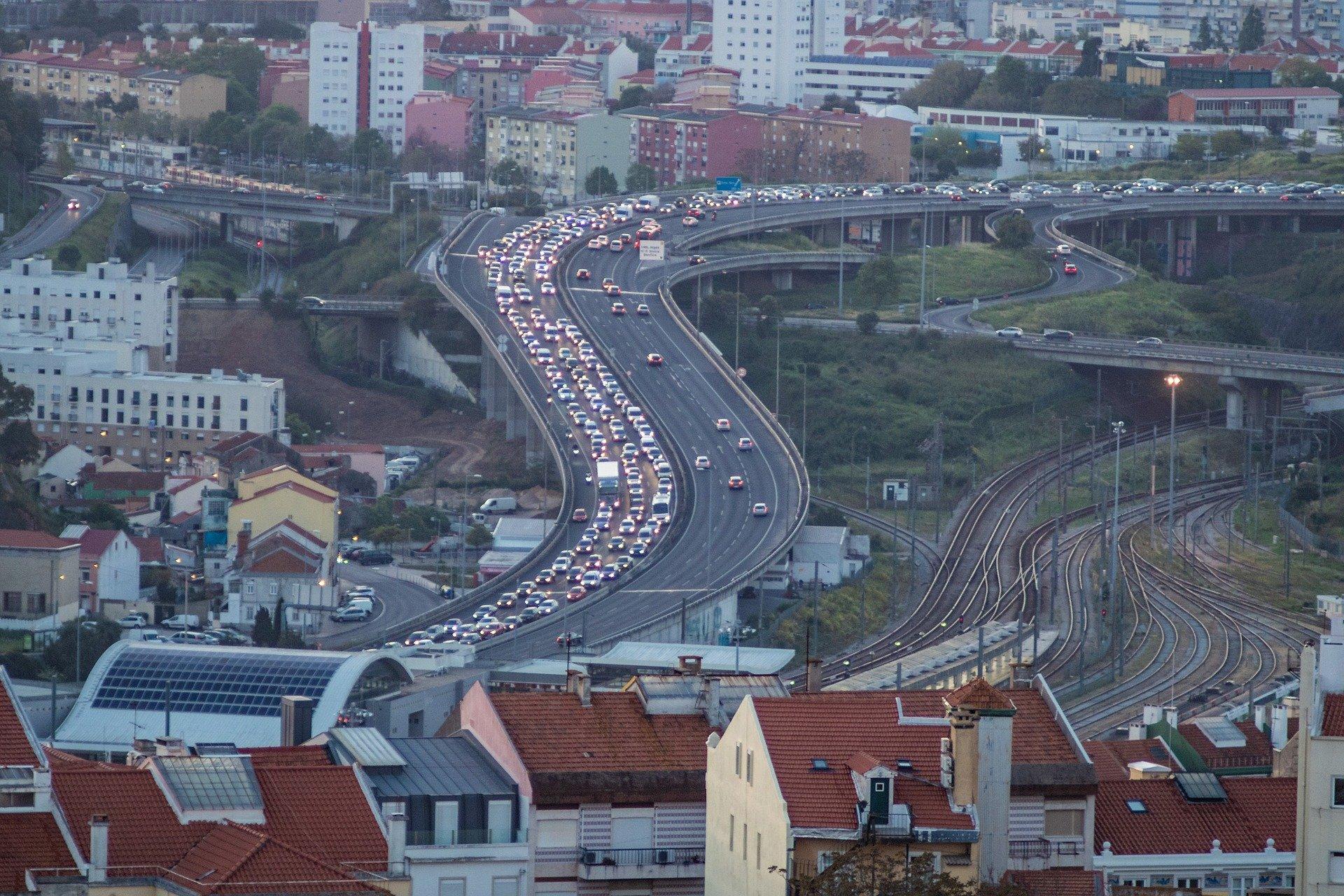 Из Лиссабона в Порту на машине