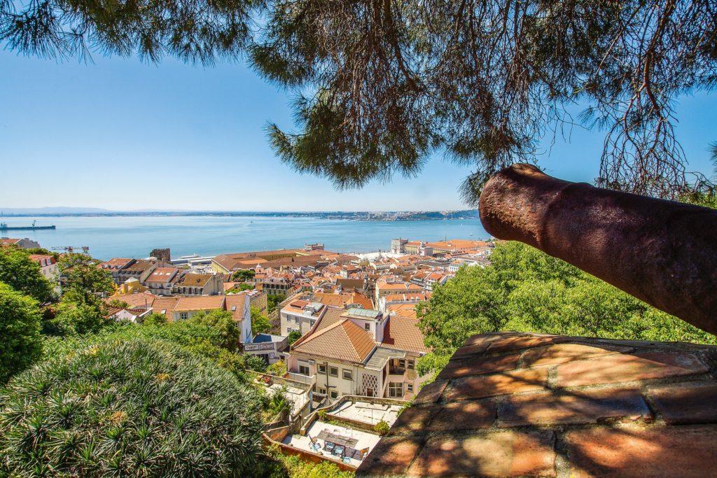 Историю в качестве столицы Португалии