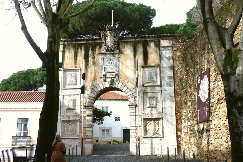 Замок Святого Георгия (XII век)