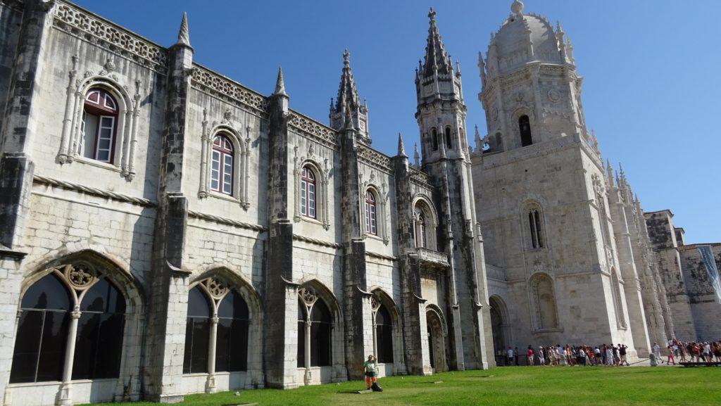 Монастырь Жеронимуш (1544 г.)