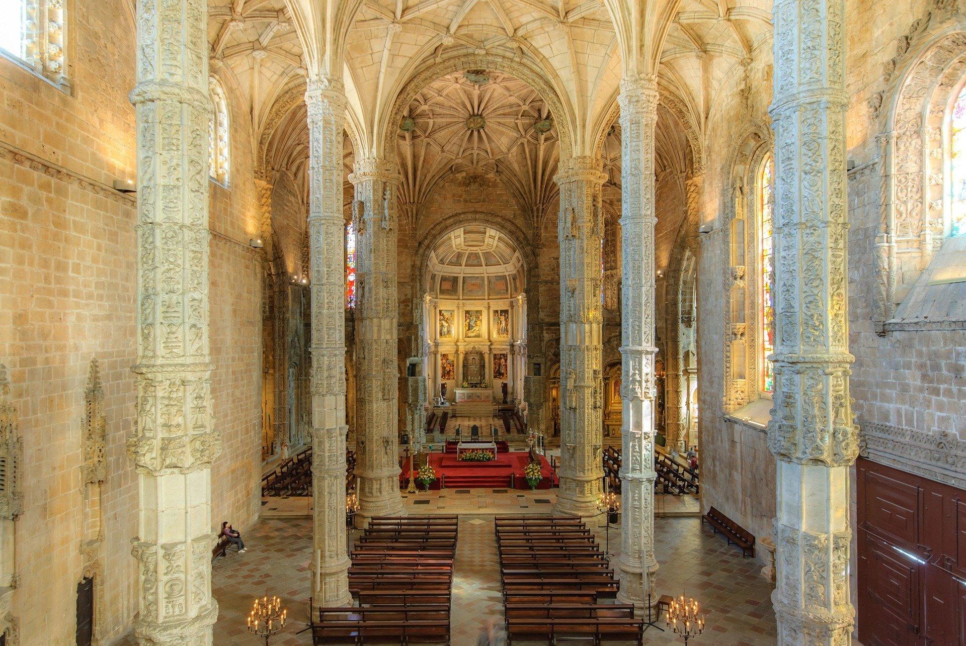 Церковь Санта-Мария-ди-Белен