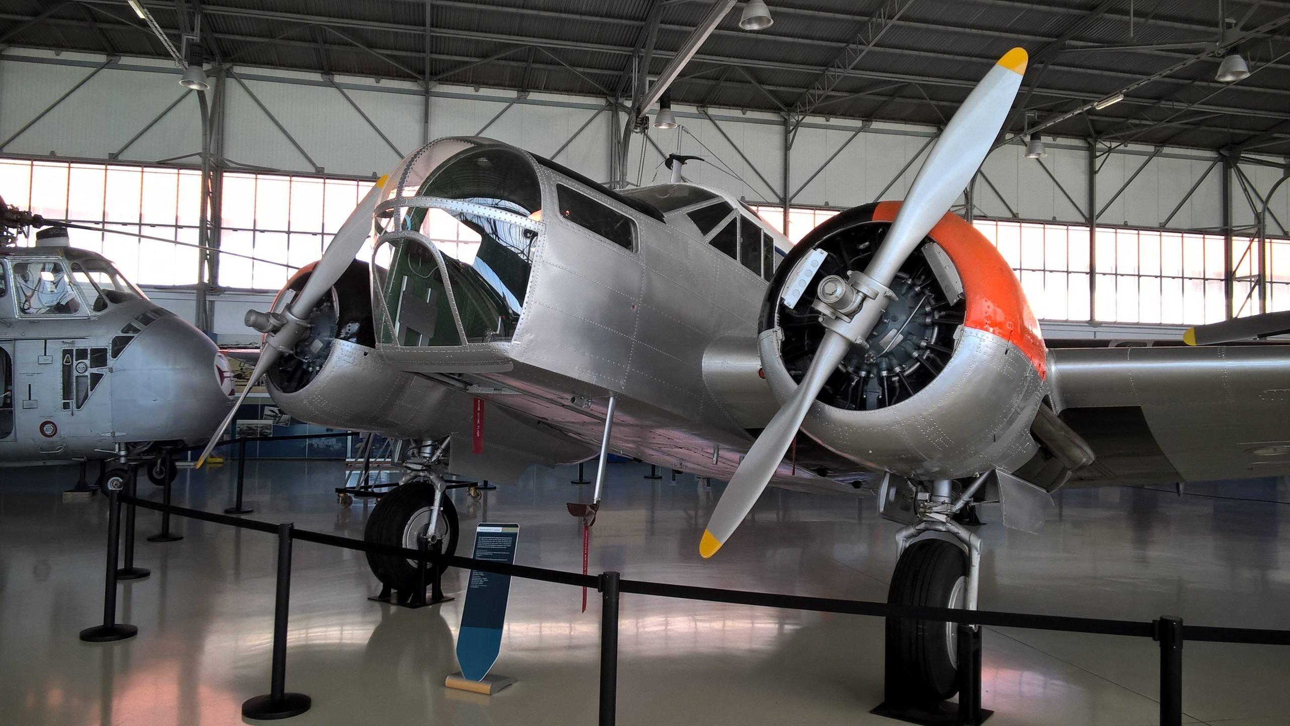 Музей авиации Португалия