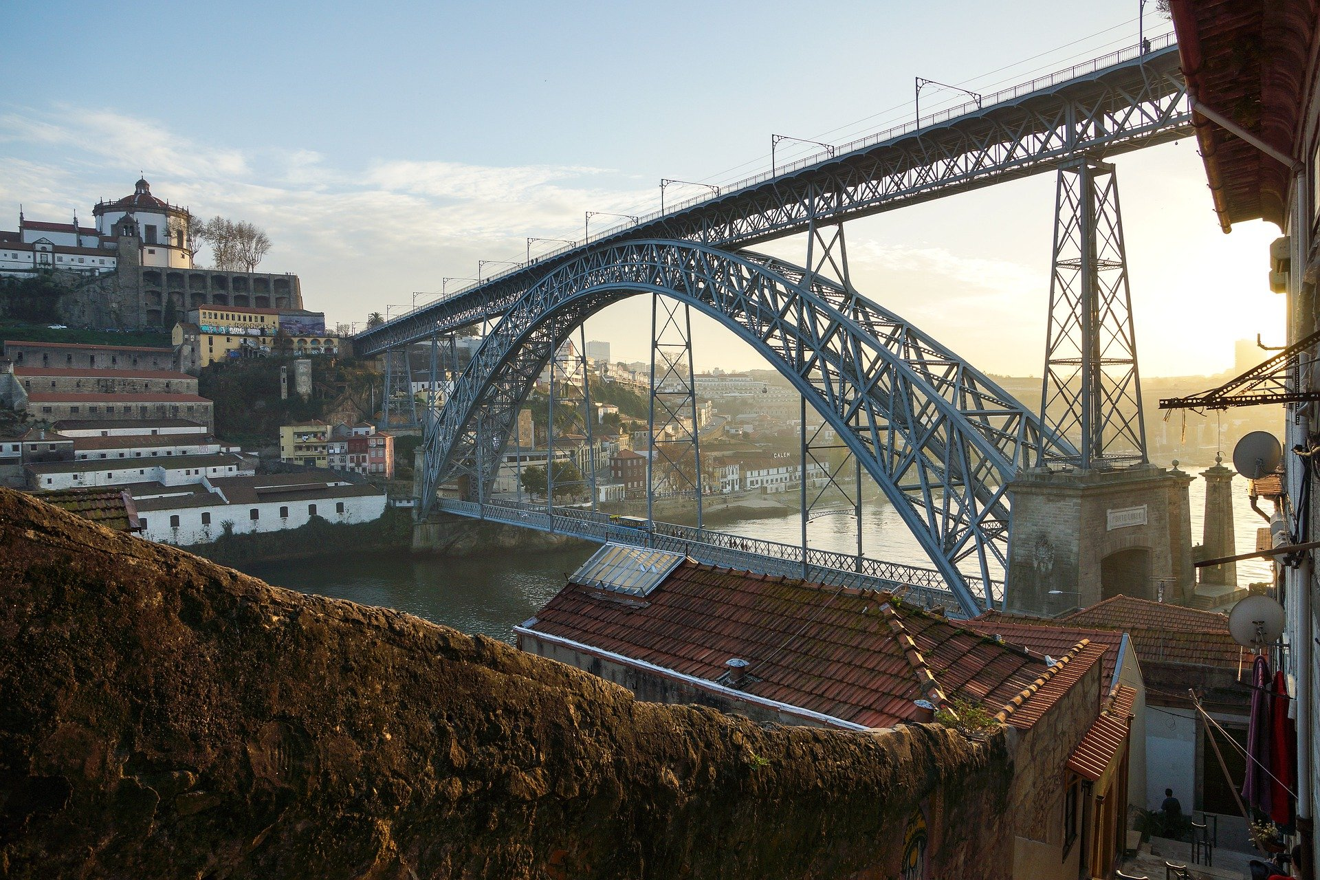Порту вид с моста