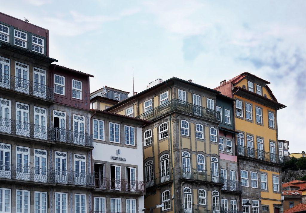 Португальские окошки