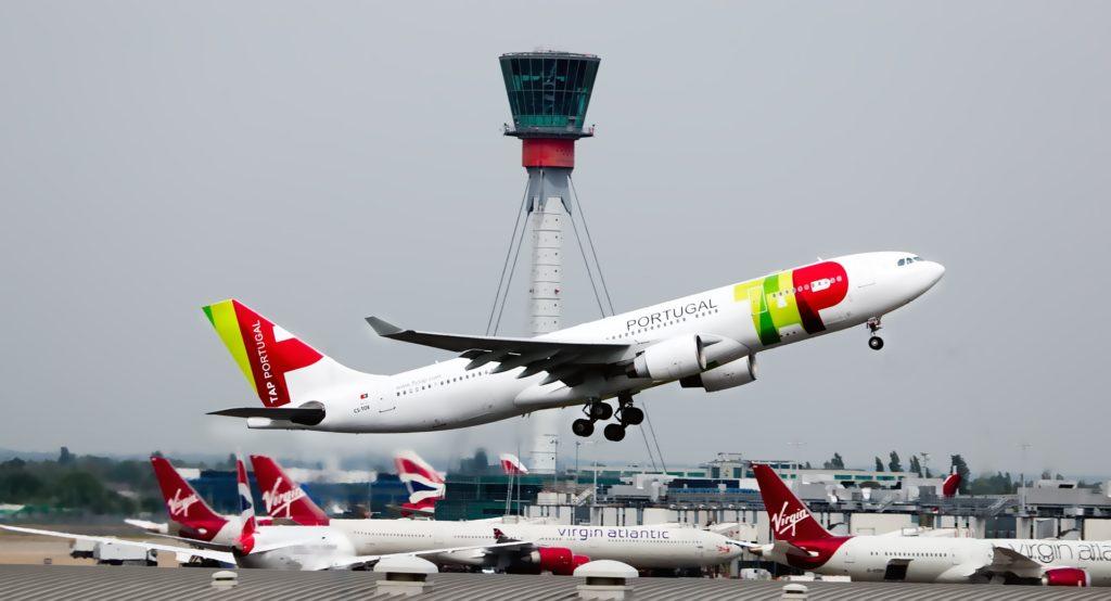 аэропорт столица португалии