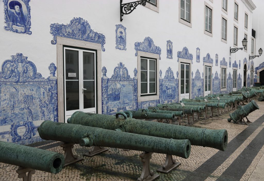 многочисленные музеи Лиссабона
