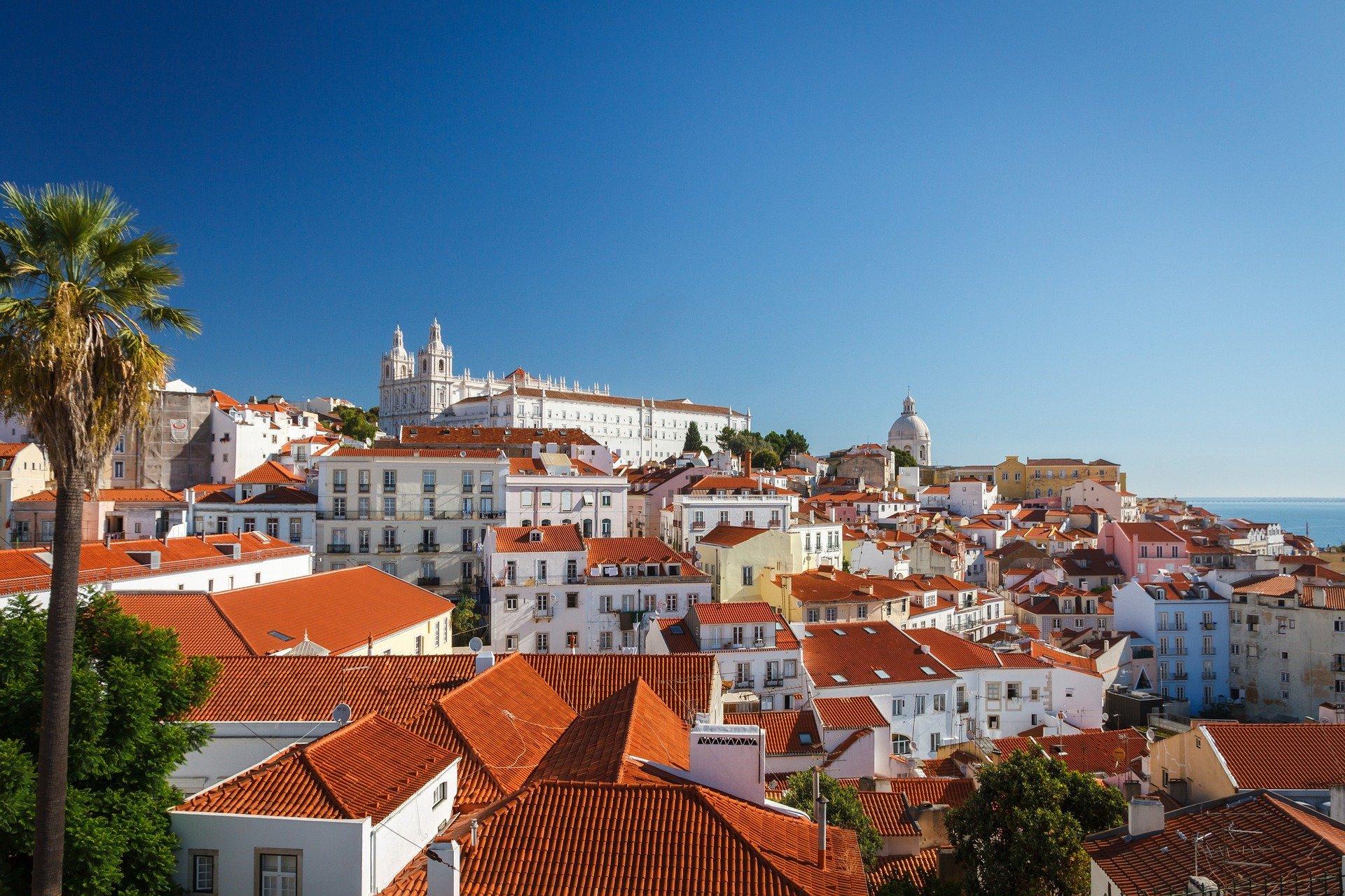 Лиссабон смотровые площадки