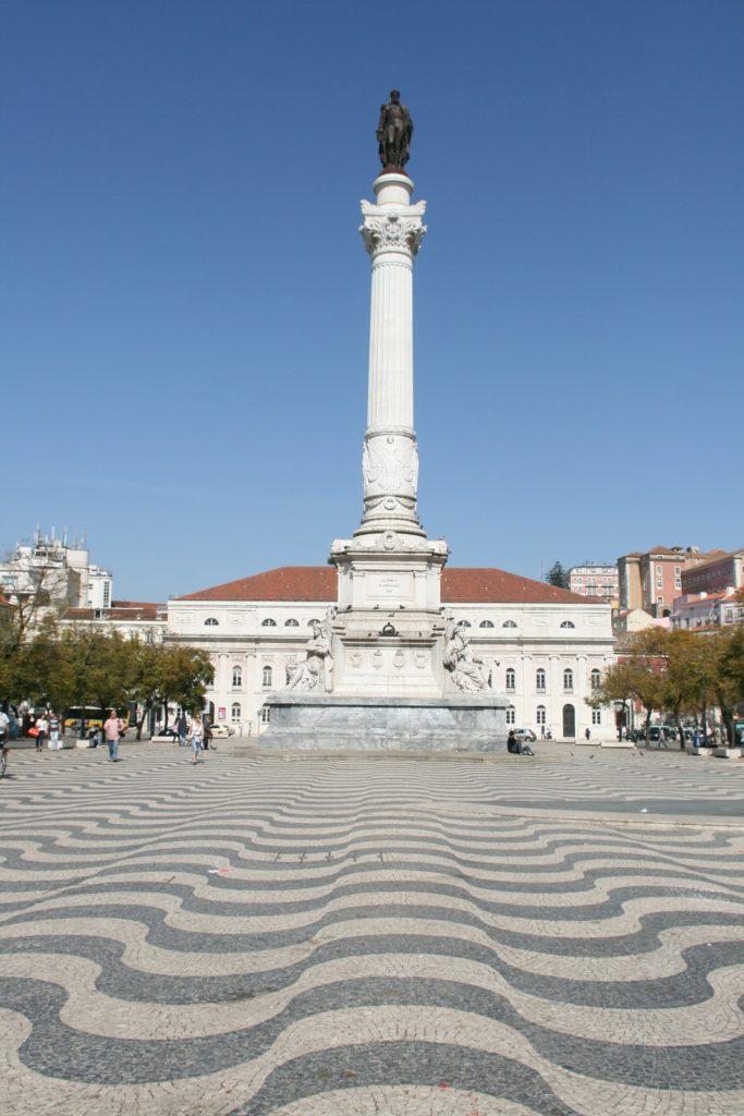 Площадь Россио