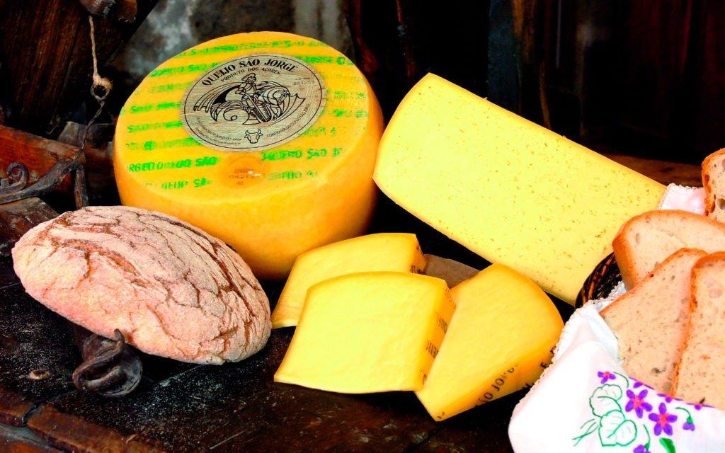 Сыр Сан-Жоржи